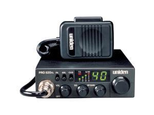 Uniden Pro520Xl Cb Radio With 7 Watt Audio OutputUniden Pro520Xl Cb Radio W/7W Audio Output