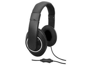 Avid Products AE-9092 Headset with Built In Microphone Black