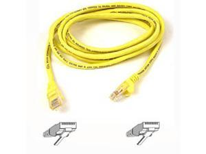 Amphenol MP-6ARJ45SNNW-020 Cat6A FTP Patch Cable Shielded 20 RJ45 650- MHz White 20/'