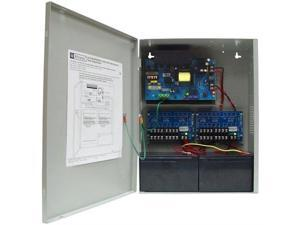 PWR.SUPPLY/CHARGER;16 OUTPUT, 12VDC @ 10 AMP, UL LISTED