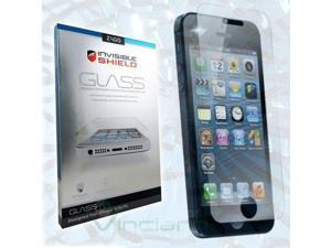 Zagg Invisibleshield Glass Screen Protector for iPhone 5/5S/5C IP5GLS-F00