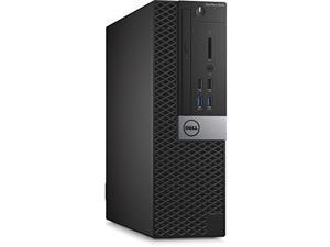 Dell OptiPlex 3000 3040 Desktop Computer - Intel Core i3 (6th Gen) i3-6100 3.70 GHz - Small Form Factor
