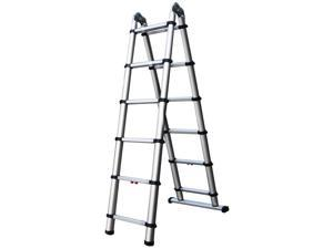 Telesteps 612TC Combination A-Frame/Extension Ladder