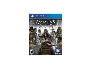 Ubisoft UBP30501060 Assassins Creed Syn Stndrd Ps4