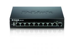 D-LINK DLI#DSR250 Wired SSL VPN Router