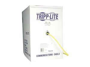 Tripp Lite TRI#N22201KYW 1000 CAT6 Bulk Cbl Ylw FD