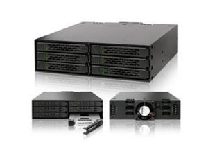 ICY DOCK ICY#MB996SP6SB MB996SP-6SB DAS Array 6 x Total Bays - SATA/600 Internal