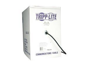 Tripp Lite TRI#N22201KBK 1000 CAT6 Bulk Cbl Blk FD