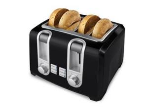 APPLICA APP#T4569B 4 Slice Toaster with Black finish
