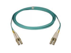 Tripp Lite TRI#N82050M Aqua Duplex Fiber Patch Cable