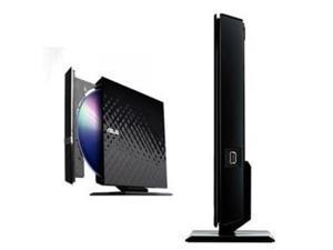 ASUS ASU#SDRW08D2SUBGACIAS External DVD Drive - Black