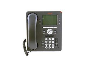 AVAYA  700505424  Avaya 9608 IP Deskphone - VoIP phone - H.323, SIP - 8 lines - grey