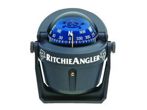 "Ritchie RITC-RA-91 Compass, Bracket Mount, 2.75"" Dial, Grey"