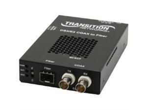 Transition Networks S3100-4040-NA MULTIRATE FIBER TO FIBER REPEATER NA PS