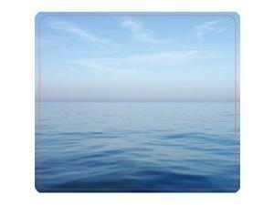 FELLOWES FEL#5903901 RECYCLED OPTICAL MOUSEPAD - BLUE OCEAN