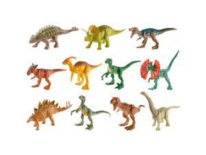 Fml69 Assortment R Mattel World Dino Jurassic Mini rCBxode
