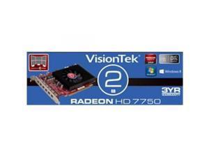 VisionTek 900614 Radeon 7750 PCIe 2GB GDDR5