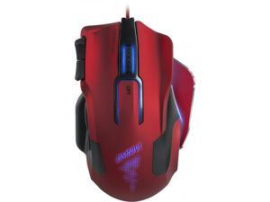 2b29357de79 Speedlink SL-680006-BKRD OMNIVI CORE GAMING MOUSE, RED-BLACK