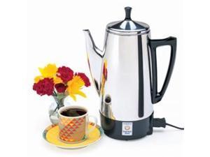 PRESTO 02811 12 Cup Stainless Steel Perk