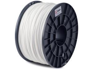 Flashforge 3D-BUM-ABSWH BUMAT ABS WHITE FILAMENT FOR 3D