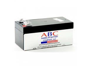 American Battery RBC35#3 RBC35 REPLACEMENT BATTERY PK