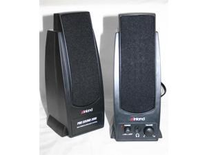 Inland Products 88034 PRO SOUND 2000 BLK