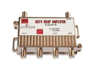 Antennas Direct CDA4 4WAY OUTPUT DIST AMP