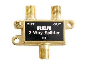 RCA VH47R Two-way Splitter
