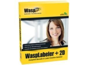 Wasp Barcode 633808105273 LABELER +2D (5 USER LICENSES)