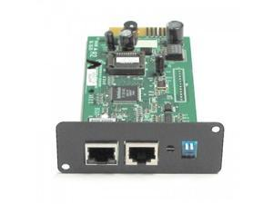 MINUTEMAN SNMP-NV6 SNMP Card w/v3, IPv6, and SSL for PRO-RT, EntPlus  and  ED Series