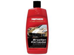 MOTHERS POLISH 05701 Mothers California Gold Brazilian Carnauba Wax Liquid - 16oz