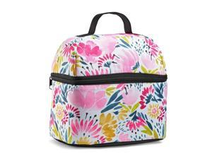 MEDPORT 7193FF2418 FIT  and  FRESH 7193FF2418 ALAMEDA INSULATED LUNCH BAG IN GARDEN