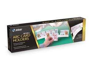 JOBAR INTERNATIONAL JB8163 IDEAWORKS JB8163 ARC CARD HOLDERS TO FREE YOUR HANDS AND