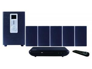 CRAIG HTCG755  HTCG755 5.1 CHANNEL HOME THEATER SYSTEM WITH DVD PLAYER