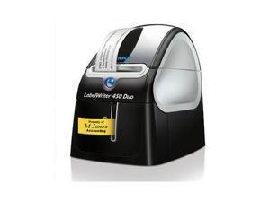 SANFORD 1752267 LabelWriter 450 Duo Direct Thermal Printer - Monochrome - Label Print