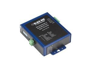 BLACK BOX CORPORATION ICD116A INDUSTRIAL SERIAL TO FIBE SINGLEMODE SC
