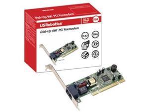 US ROBOTICS USR5670 USR ROBOTIC 56K PCI FAXMODEM