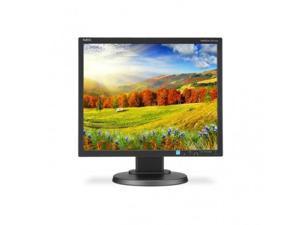 NEC EA193MI-BK  MultiSync EA193MI-BK 19 inch 250001 6ms VGADVIDisplayPort LED LCD Monitor w Speakers (Black)