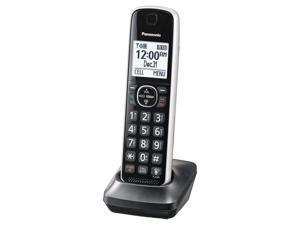 Panasonic KX-TG6595T Titanium Black DECT 6.0 Plus Amplified sound