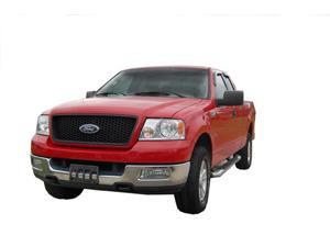 AUTO VENTSHADE 94738 Auto Vent Shade Ventvisor Side Window Deflector Dark Smoke 4Pc Set for 2004-2014 Ford F150 SuperCab