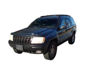 AUTO VENTSHADE 194650 Auto Vent Shade InChannel Ventvisor Side Window Deflector 4Pc Set for 1999-2004 Jeep Grand Cherokee