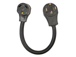 COLEMAN 30A25MOST Coleman Cable Inc 30A25MOST RV Power Supply Cords - 30 Amp Male, 25