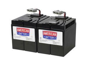 AMERICAN BATTERY RBC55#3 RBC55 REPLACEMENT BATTERY PK