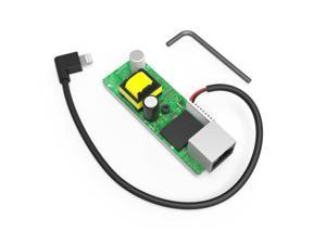 HECKLER DESIGN T241 POE SPLITTER W/ LIGHTNING CABLE (DIRECT INSTALL - POWER ONLY)
