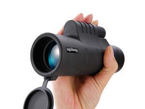 UrChoiceLtd® 2016 Hot Dual Focus ShengZhu 50X52 HD Optical Prism Nigh Vision Monocular Telescope + Tripod + Camera Clip Travel Zoom Lens For Nautical Outdoor Camping