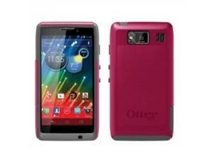 OtterBox Commuter Case for Motorola DROID RAZR HD XT926 (Pink/Gray)