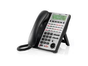 NEC SL1100 NEC-1100063 SL1100 24-Button Full-Duplex Tel (Black)
