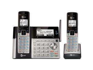 At&T Connect To Cell Tl96273 Dect 6.0 Cordless Phone - Silver Black