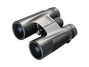 Bushnell Optics Bushnell Powerview Roof Prism Binoculars Black 10X42 Box 141042