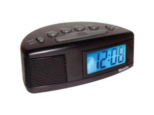Westclox(R) 47547 Super Loud LCD Alarm Clock with Blue Backlight